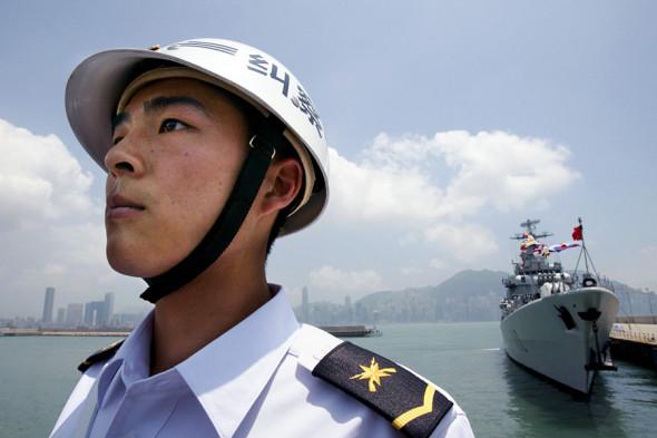 Корабли КНРвошли взону спорных сЯпонией островов