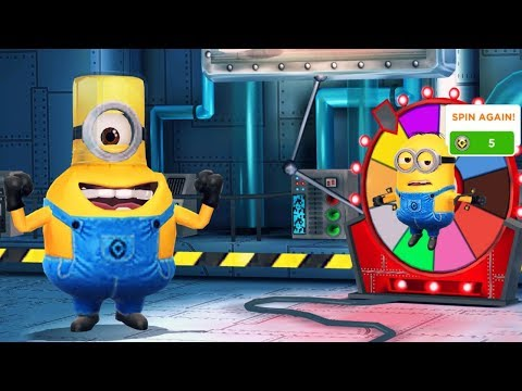 Minion Rush Online Game - MINION CHALLENG - HD - YouTube