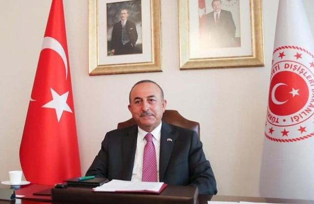 Глава МИДТурции: «Если Азербайджан хочет решить проблему наполе, томыбудем рядом»