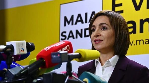 ВГосдуме прокомментировали слова Санду оКрыме
