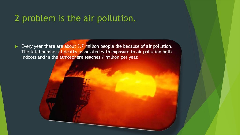 Essay on Environmental Pollution: Causes, Effects and