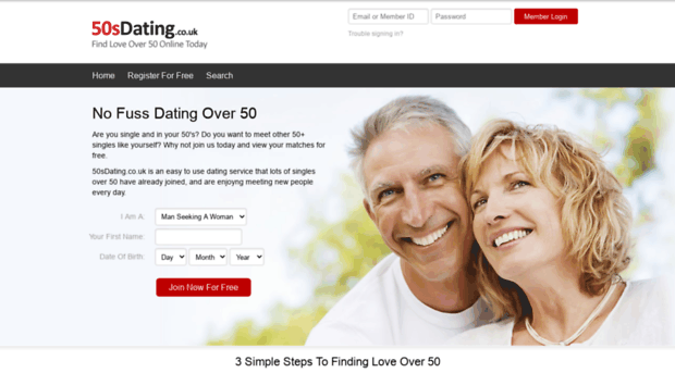 Dating sites for over 50 toronto