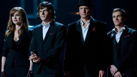 Now You See Me (2013) 350MB BRRip 480p Dual Audio