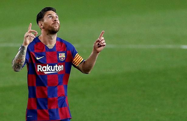 Капитан «Барселоны» сравнил Месси сДжорданом