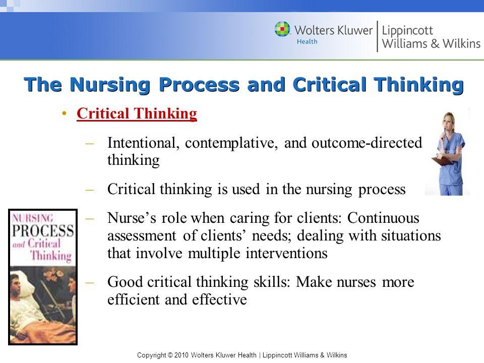 Critical Thinking in Nursing Test Taking2 - YouTube
