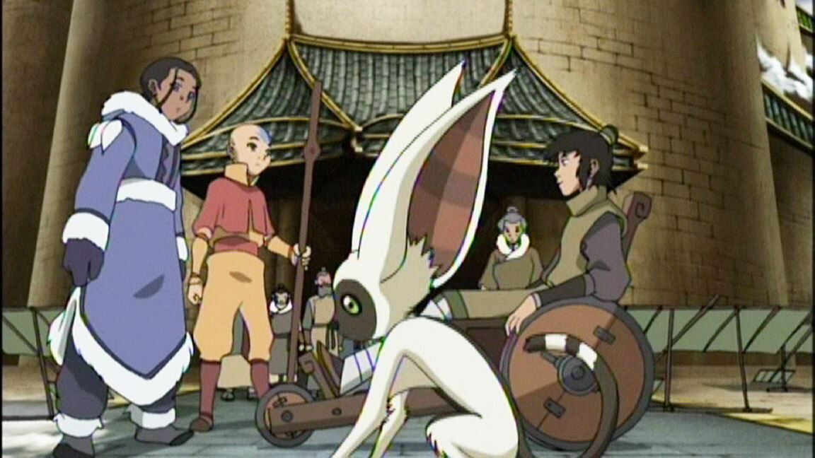 Watch Avatar: The Last Airbender – Season 2 Online Free!