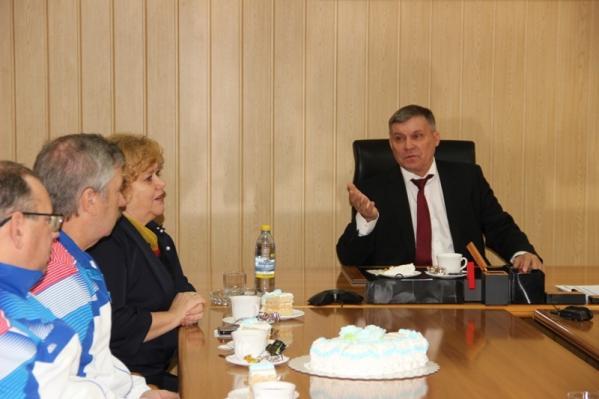 Главу югорского муниципалитета переизбрали навторой срок