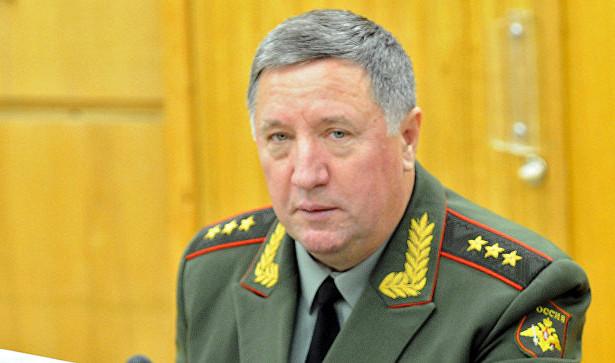 Судповторно рассмотрит апелляцию вделе экс-главы Сухопутных войск Чиркина