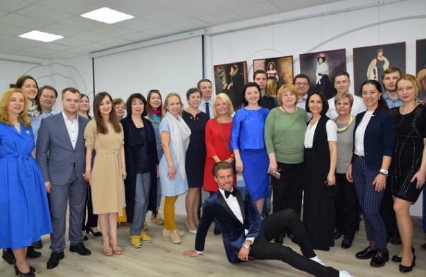НаЗападе Москвы открылась тематическая библиотека «Притяжение»