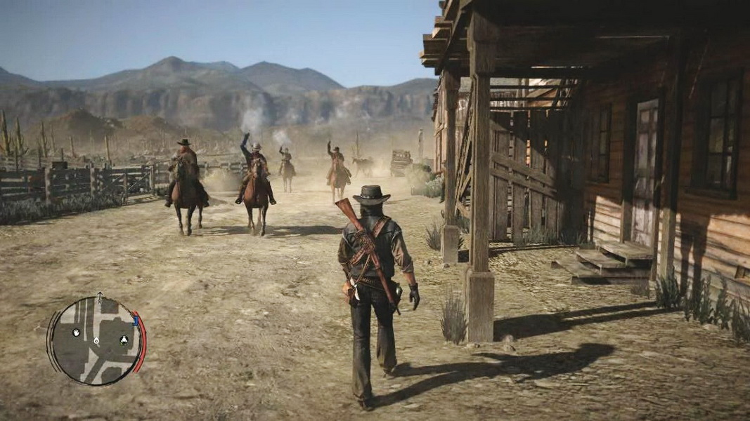 Red Dead Redemption 2 (PS4, Xbox One) : date de