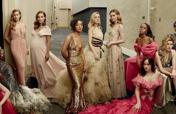 Парад красоты: Эмма Стоун, ЭмиАдамс идругие лучшие актрисы 2016 года наобложке Vanity Fair