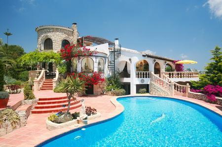 Испания квартиры и дома