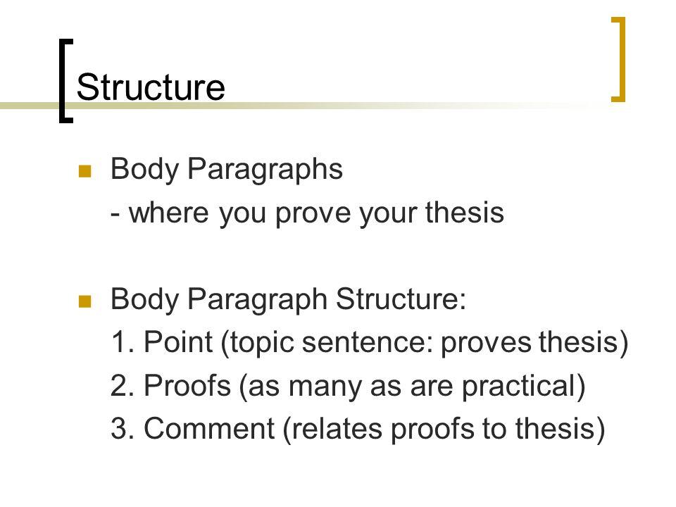 Paragraph Narrative Essay Example - Blogger