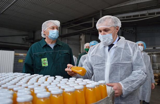 ВАдыгее увеличили производство пищевых товаров известных марок
