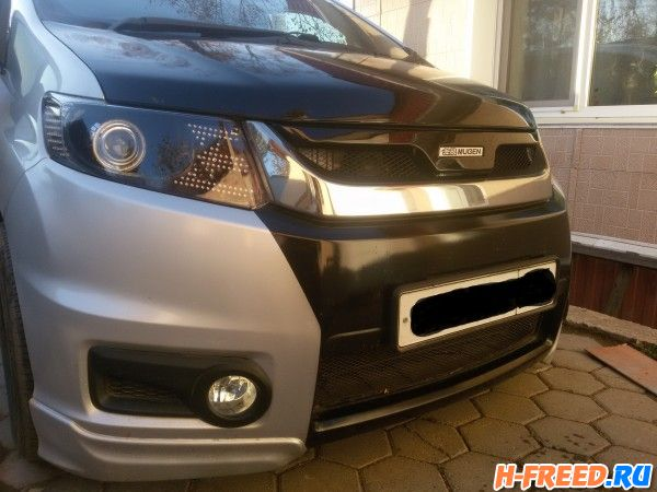 Продажа Honda Freed Spike в- astrahandromru