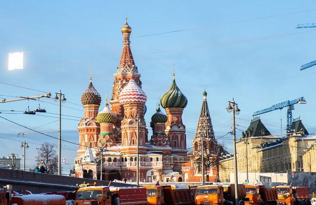 Главные события Москвы с11по17ноября