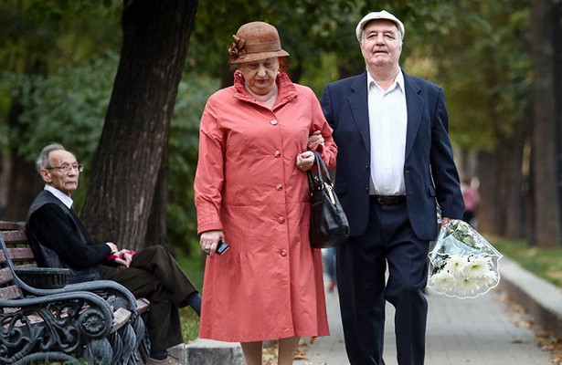 Россия будет платить пенсии иностранцам
