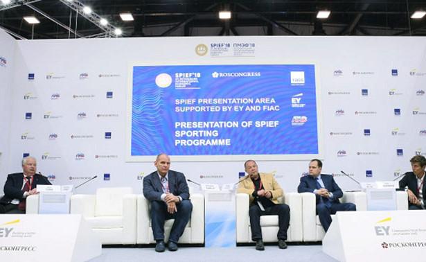 Александр Карелин: диктатура правил укрепляет доверие ивспорте, ивэкономике