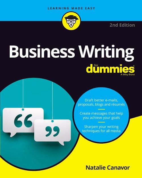 Buy buisness writing