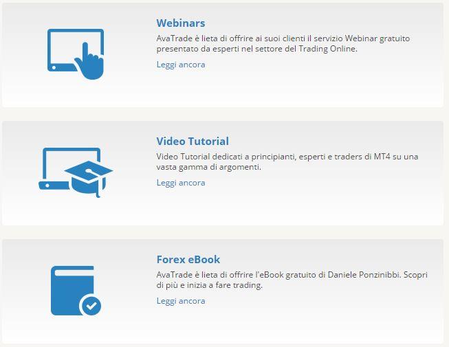corso trading online offerta