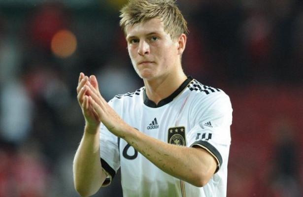 Кросс высказался обигре сборной Германии против Швейцарии