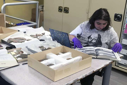 Наегипетской мумии обнаружили скрытые письмена
