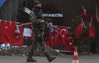 Турецкая милиция сообщила, кто атаковал ночной клуб вСтамбуле