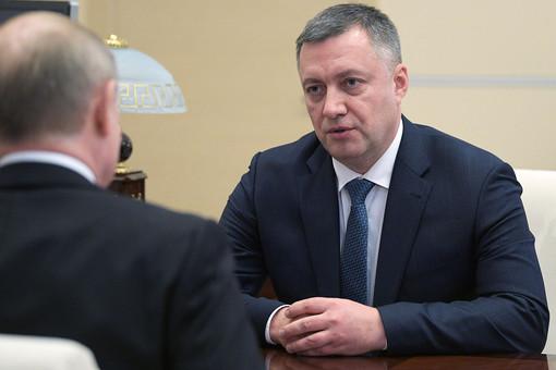 Коронавирус выявили упредседателя правительства Иркутской области