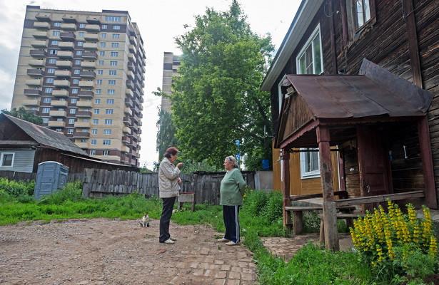 ВПФОнеуспели расселить всех жителей ветхих домов