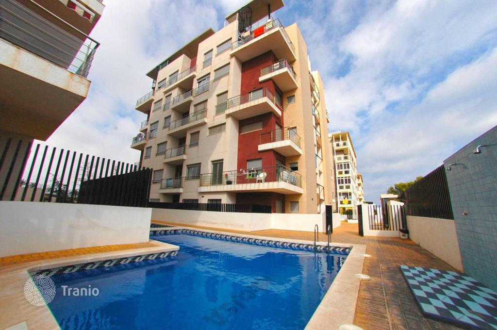 Недвижимость апартаменты испания
