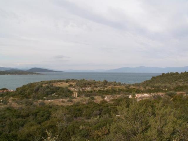 Земельный участок в остров Фтиотида