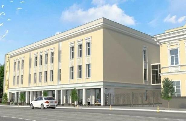 Власти Перми выдали разрешение навозведение корпуса гимназии №17
