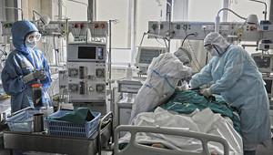 Трирегиона лидировали посмертности пациентов сCOVID