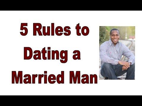 Reasons to stop dating a married man