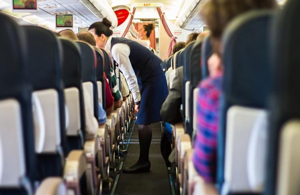 Стюардесса рассказала обобщении слюбимчиками