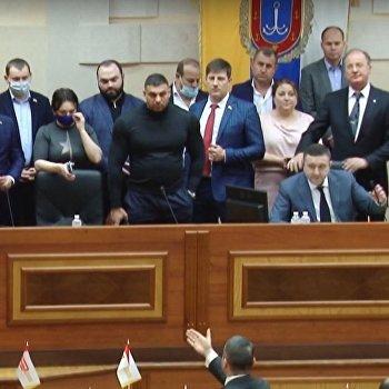 Битва заОдессу: какипочему Одесский облсовет разделился пополам