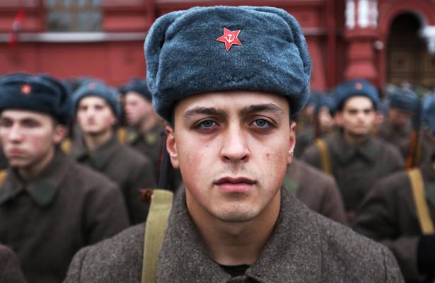 LIVE: Марш наКрасной площади
