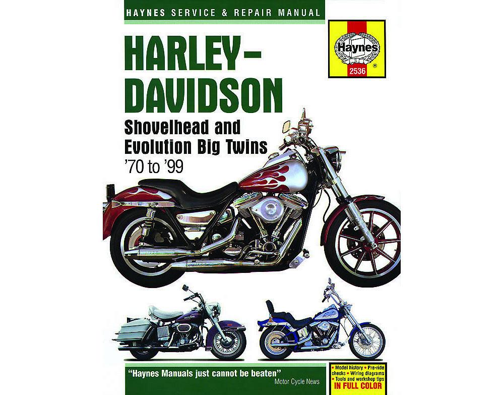 Harley Davidson Service Repair Shop Manuals