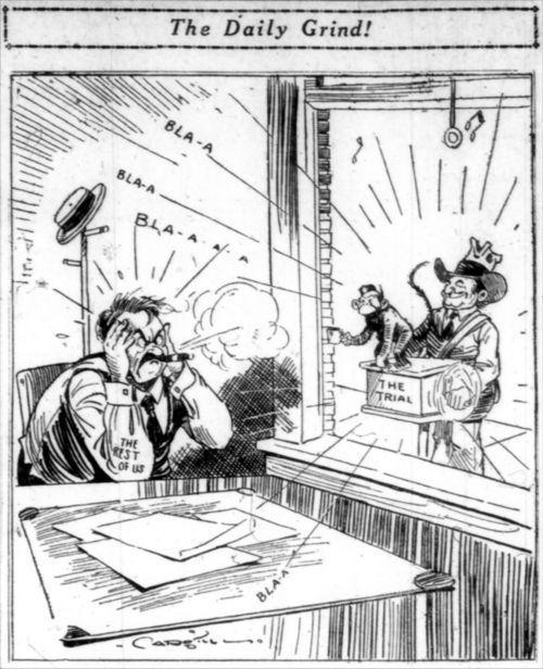 Scopes Monkey Trial - Essay - EssaysForStudentcom