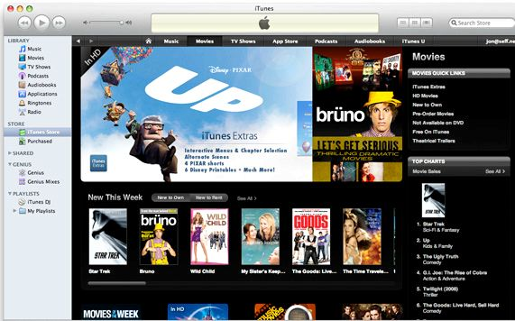 How to Transfer DRM iTunes Movies to USB Flash Drive
