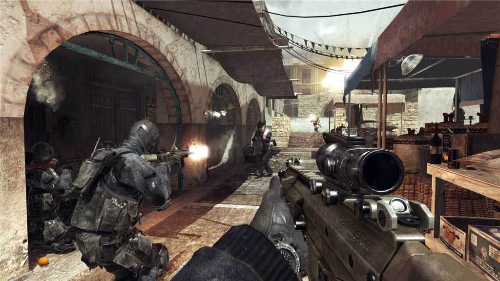 Call of Duty: Modern Warfare 3 for PC Reviews - Metacritic