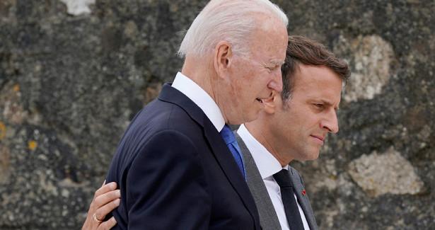 «Двуличие иложь США»: какФранция ответит Байдену после скандала сподлодками