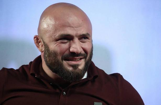 Магомед Исмаилов признан бойцом года