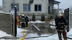Число жертв пожара вхарьковском доме престарелых возросло до16
