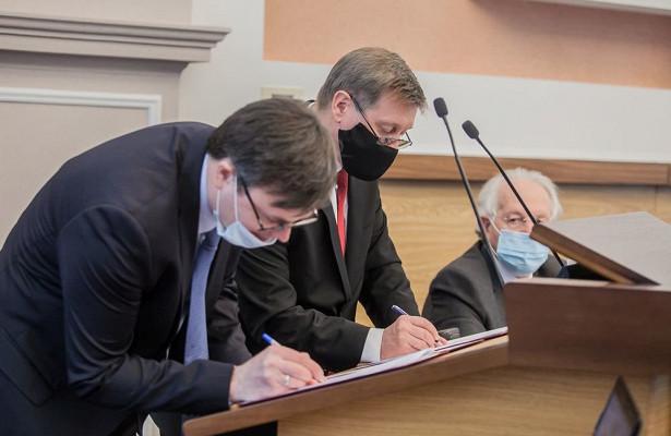 ВНовосибирске появится «умная улица»