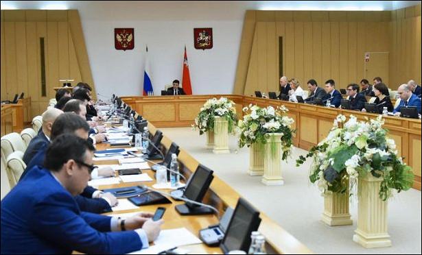 Утвердили руководящий состав Правительства Московской области