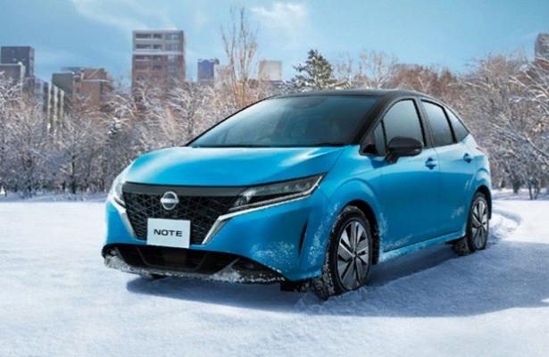 Nissan Note получил новую полноприводную версию