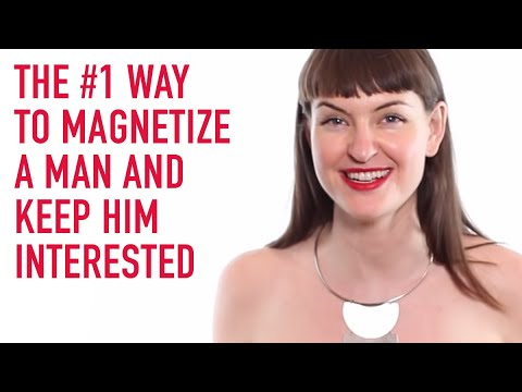 How to keep a man interested when dating