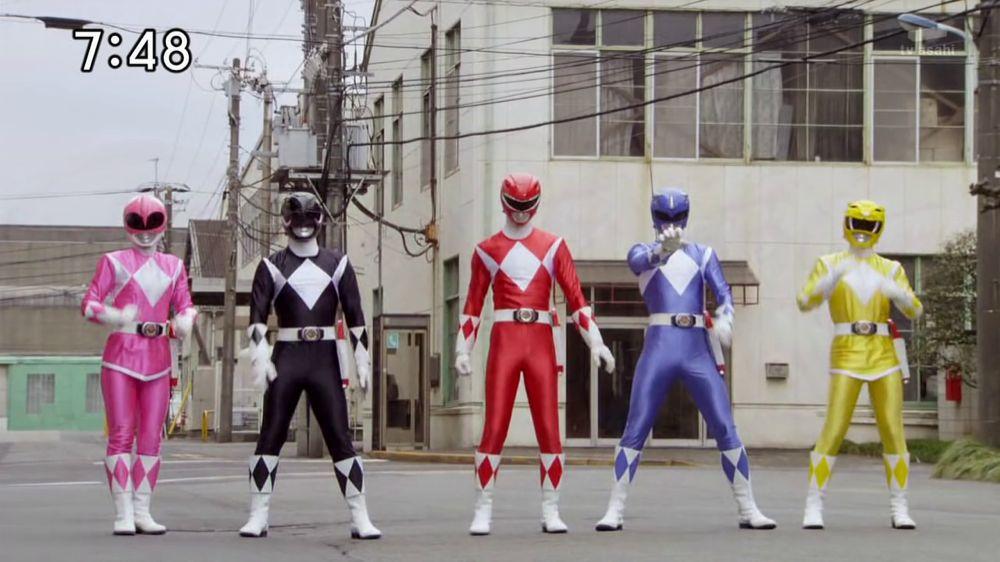 Watch Power Rangers Wild Force (2002–2003) Watch