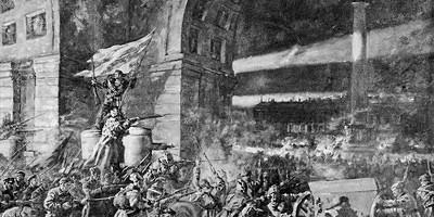 «Диктатор» против Ленина: Кишкин защищал Зимний, когда изнего ужебежал Керенский